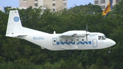 N204PA - CASA 212 - Pan Am (Boston-Maine Airways)