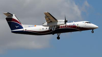 EC-LFG - Bombardier Dash 8-Q315 - Iberia Regional (Air Nostrum)
