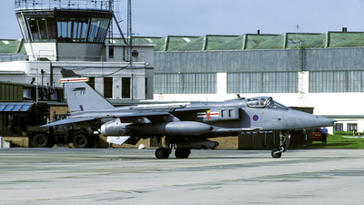 XZ103 - Sepecat Jaguar GR.3A - United Kingdom - Royal Air Force (RAF)