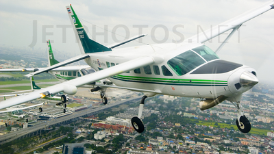 1922 - Cessna 208B Grand Caravan - Thailand - Bureau of Royal Rainmaking and Agricultural Aviation (KASET)