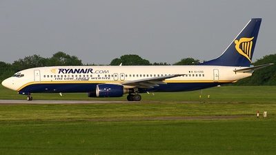 EI-CSD - Boeing 737-8AS - Ryanair