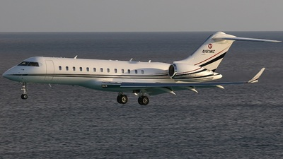 N161WC - Bombardier BD-700-1A10 Global Express - Private