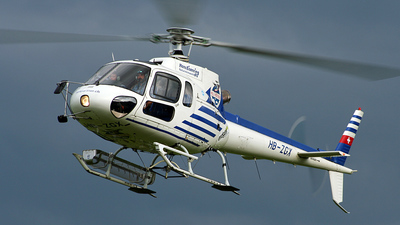 HB-ZGX - Aérospatiale AS 350B2 Ecureuil - Heli Partner