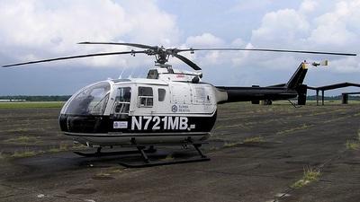 N721MB - MBB Bo105 - Private