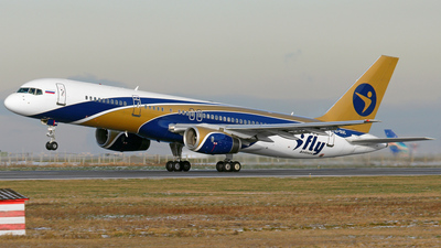 EI-DUC - Boeing 757-256 - I-Fly Airlines