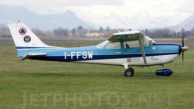 I-FFSW - Reims-Cessna FR172H Reims Rocket - Private