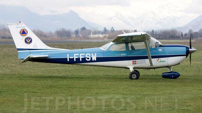 A picture of IFFSW - Cessna FR172H Rocket - [0257] - © Fabio Chiurino