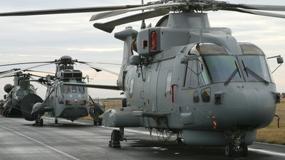ZH861 - Agusta-Westland Merlin HM.1 - United Kingdom - Royal Navy
