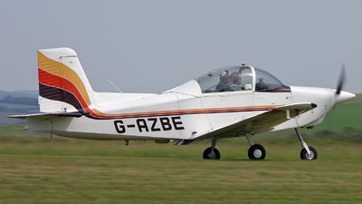 A picture of GAZBE - AESL Airtourer Super 150 - [A535] - © hjcurtis