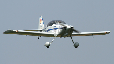 G-GDRV - Vans RV-6 - Private