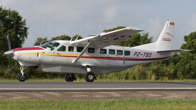 PZ-TBS - Cessna 208B Grand Caravan - Gum Air