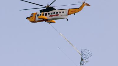 N614CK - Sikorsky S-61N - Croman Helicopters