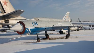 - Mikoyan-Gurevich E-152-1 - Russia - Air Force