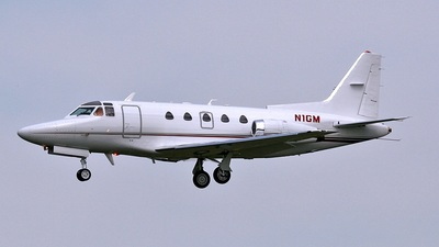 N1GM - Rockwell Sabreliner 65 - Private