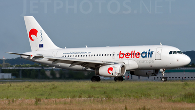 EI-LIR - Airbus A319-132 - Belle Air Europe