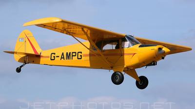 G-AMPG - Piper PA-12-125 Super Cruiser - Private
