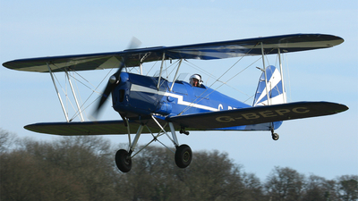 G-BEPC - SNCAN/Stampe SV.4C - Private