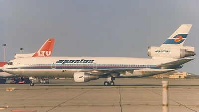 EC-DUG - McDonnell Douglas DC-10-30 - Spantax