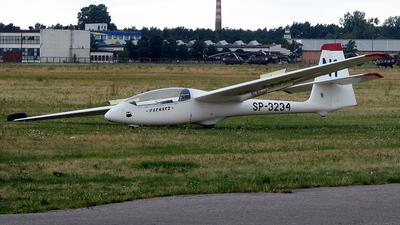 A picture of SP3234 - SZD 503 Puchacz - [] - © Kieś Dariusz