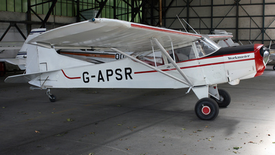 G-APSR - Auster J1 - Private