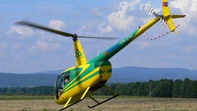 OK-EIN - Robinson R44 Astro - Private