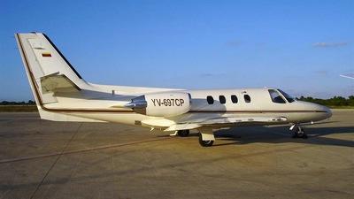 YV-697CP - Cessna 500 Citation - Private