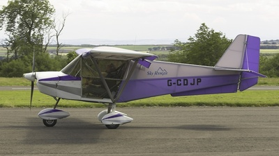 A picture of GCDJP - SkyRanger 912(2) - [BMAA/HB/435] - © Wallace Shackleton