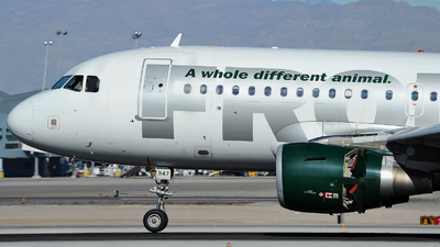 N947FR - Airbus A319-111 - Frontier Airlines