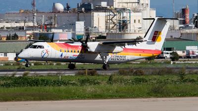 PH-DXC - Bombardier Dash 8-315 - Iberia Regional (Air Nostrum)