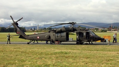 6M-BI - Sikorsky S-70A-42 Blackhawk - Austria - Air Force