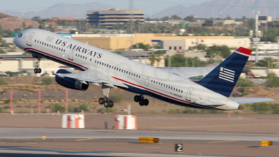 N903AW - Boeing 757-2S7 - US Airways