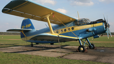 SP-KWP - PZL-Mielec An-2 - Private