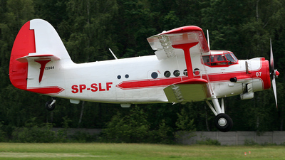 SP-SLF - Antonov An-2 - Private