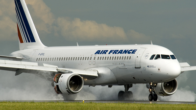 F-GFKL - Airbus A320-211 - Air France