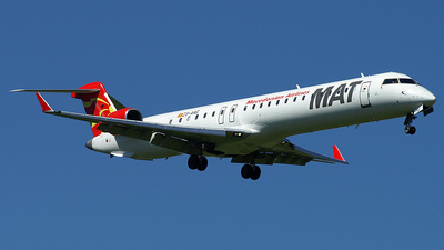Z3-AAG - Bombardier CRJ-900ER - MAT Macedonian Airlines