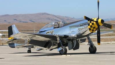 N451TB - North American P-51D-30NT - Private