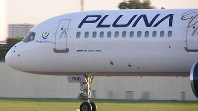 CX-PUD - Boeing 757-23A - PLUNA