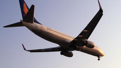 B-5139 - Boeing 737-84P - China Xinhua Airlines
