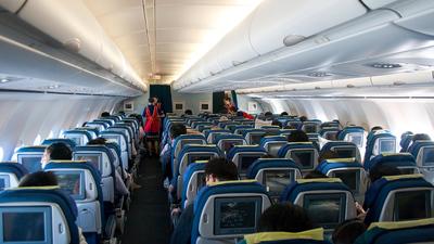 B-6508 - Airbus A340-642 - Hainan Airlines