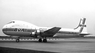 G-ASKN - Aviation Traders ATL-98 Carvair - British United Airways (BUA)