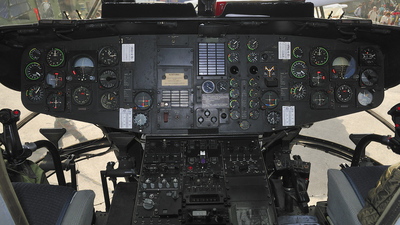 84-05 - VFW-Fokker CH-53G - Germany - Army