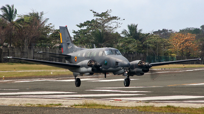 FAC5570 - Beechcraft C90 King Air - Colombia - Air Force