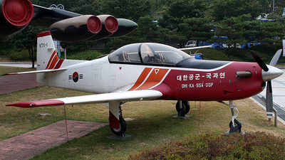 KTX-1 - KAI KT-1 Woong-Bee - South Korea - Air Force