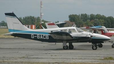 A picture of GBACB - Piper PA34200 Seneca - [347250251] - © Kristof Vandermoere