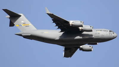 08-8190 - Boeing C-17A Globemaster III - United States - US Air Force (USAF)