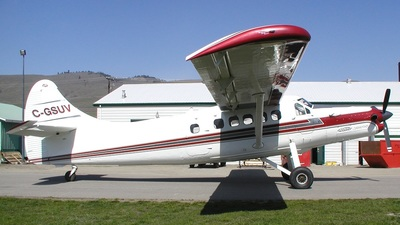 A picture of CGSUV - De Havilland Canada DHC3T - [376] - © John Olafson