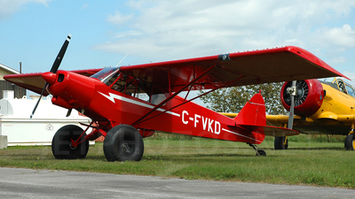 C-FVKD - Piper PA-18-150 Super Cub - Private