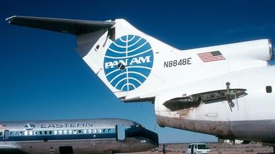 N8848E - Boeing 727-225 - Pan Am