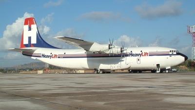 9L-LDQ - Short SC-5 Belfast - HeavyLift Cargo Airlines