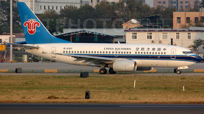 B-5107 - Boeing 737-7K9 - China Southern Airlines